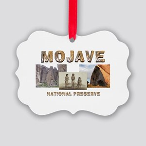 ABH Mojave National Preserve Picture Ornament