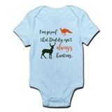 Baby hunting Bodysuits