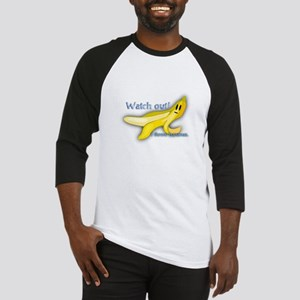 I Throw Bananas Baseball Jersey