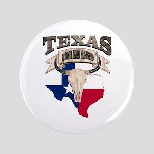 Bull Skull Texas home Button