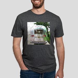 Vintage Airstream Pillow T-Shirt