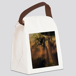 Fairytale Forest Canvas Lunch Bag