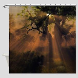 Fairytale Forest Shower Curtain