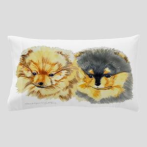 Pomeranian Pups Pillow Case