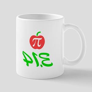 Pi Day 3.14 Mugs
