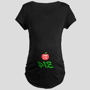 Pi Day 3.14 Maternity T-Shirt