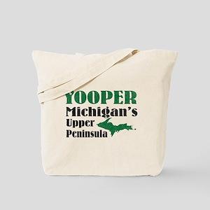 Yooper Michigan's U.P. Tote Bag