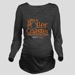 modern family roller Long Sleeve Maternity T-Shirt