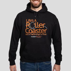 modern family roller Hoodie (dark)