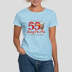 Yung No Mo 55th Birthday Womens Light T Shirt