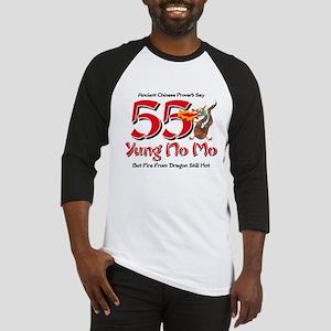 Yung No Mo 55th Birthday Baseball Jersey