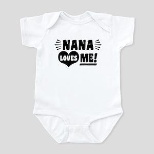 Nana Loves Me Infant Bodysuit
