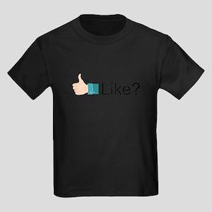 Thumbs Up Like T-Shirt