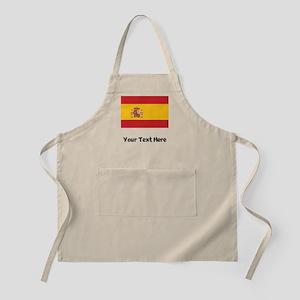 Spanish Flag Apron