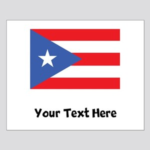 Puerto Rican Flag Posters