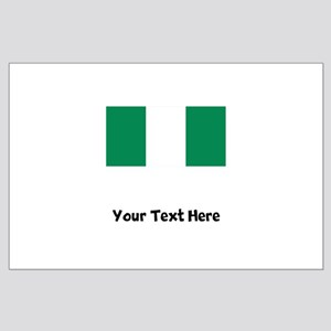 Nigerian Flag Posters