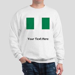 Nigerian Flag Sweatshirt
