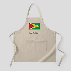 Guyanese Flag Apron