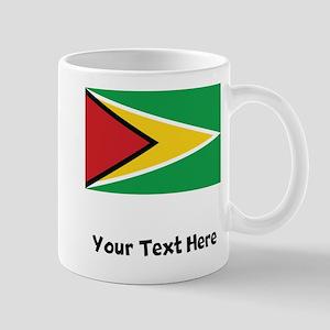Guyanese Flag Mugs