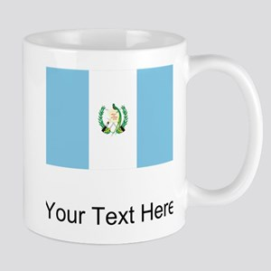 Guatemalan Flag Mugs