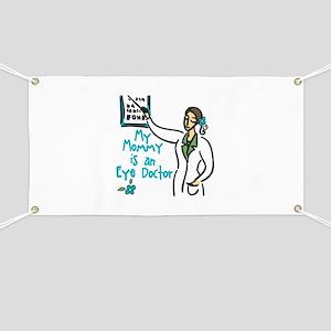 An Eye Doctor Banner