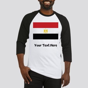Egyptian Flag Baseball Jersey