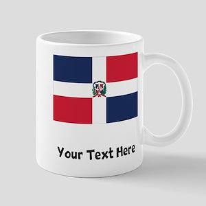 Dominican Flag Mugs
