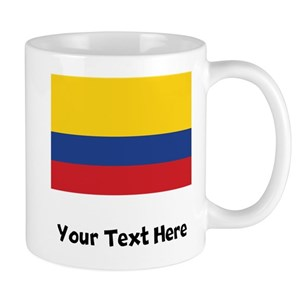 colombian flag gifts cafepress