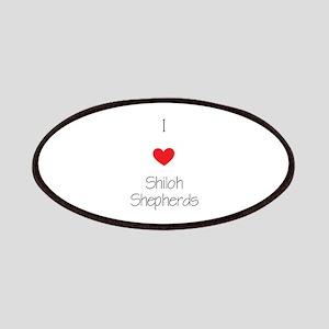 I love Shiloh Shepherds Patch