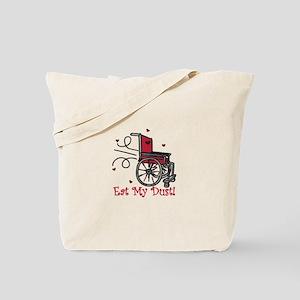 Fast Wheelchair Tote Bag