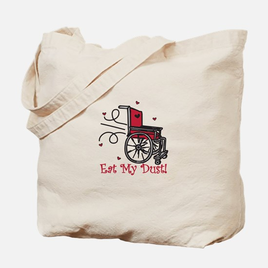 Fast Wheelchair Tote Bag
