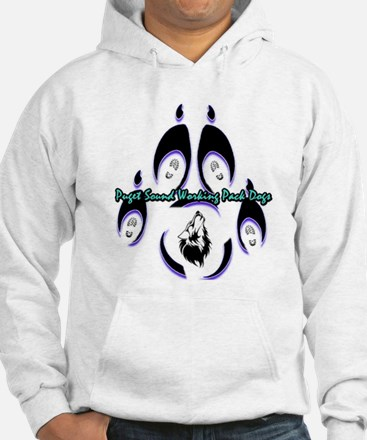 Puget Sound Working Pack Dogs Hoodie