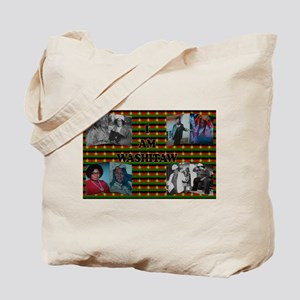 I Am Washitaw Tote Bag