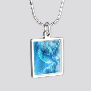 Dove Of Peace Necklaces