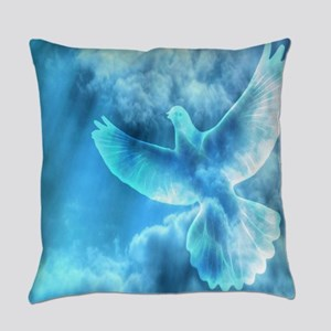 Dove Of Peace Everyday Pillow