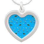 Alaska Fish Scattter 4x4 render Necklaces