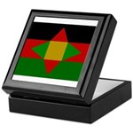 Washitaw Flag Keepsake Box