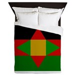 Washitaw Flag Queen Duvet