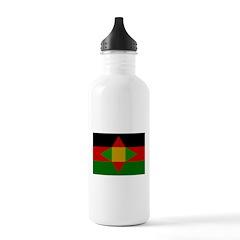 Washitaw Flag Water Bottle
