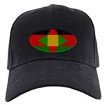 Washitaw Flag Black Cap