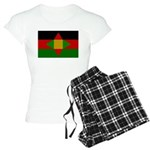 Washitaw Flag Women's Light Pajamas