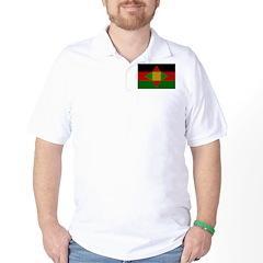 Washitaw Flag Golf Shirt