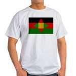 Washitaw Flag Light T-Shirt