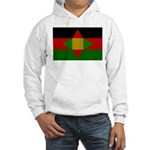 Washitaw Flag Hooded Sweatshirt