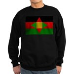 Washitaw Flag Sweatshirt (dark)