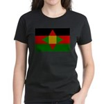 Washitaw Flag Women's Dark T-Shirt