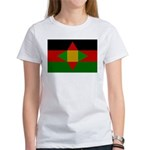 Washitaw Flag Women's T-Shirt