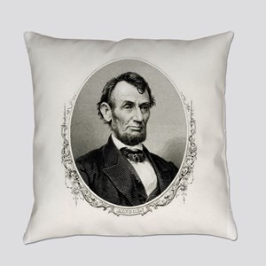 President Abraham Lincoln Everyday Pillow