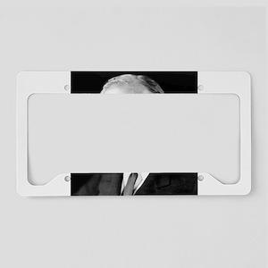 Franklin Delano Roosevelt License Plate Holder