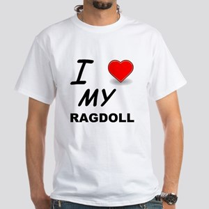 ragdoll love T-Shirt